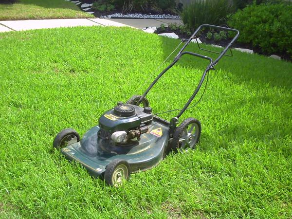 CRAFTSMAN 6.0 LAWN MOWER - $40 (KATY)