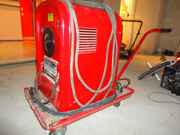 Lincoln Welding machine - $350 (Channelview)