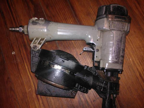 PORTER CABLE COIL ROOFING NAILER - $80 (north east houston)