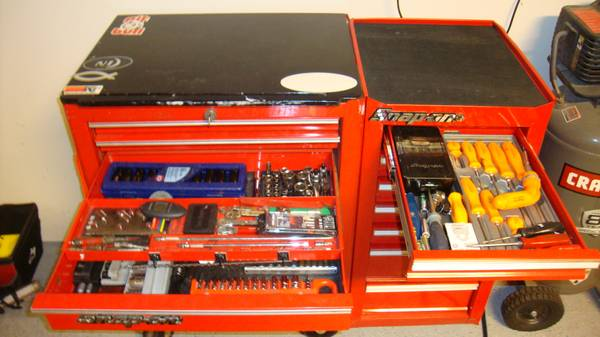 Snap on Snapon Tool Box Snap-On - $599 (katy )