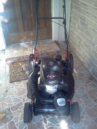 Craftsman  160cc 22 Rear Drive Self-Propelled EZ Lawn Mower--50 Stat - $30000 (Tomball,Tx)
