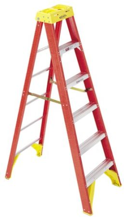 Werner 6210 300-Pound Duty Rating Type IA Fiberglass Stepladder, 10-Fo - $150 (45 and Beltway 8 South)