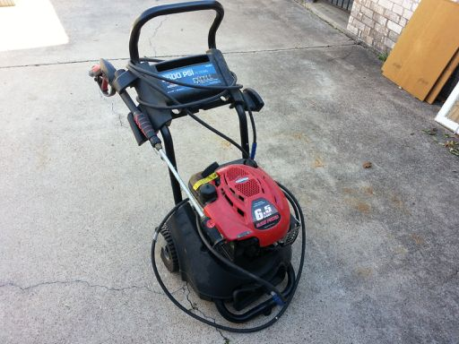 2500 PSI Pressure Washer VR2500 EXCELL 6.5 Quantum Briggs Stratton - $200 (Deer Park next to Pasadena Houston off hwy 225)