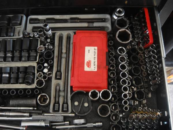 PERFECT TOOL SET FOR THE STARTER OR NOVICE MECHANIC (HOUSTON, KATY)