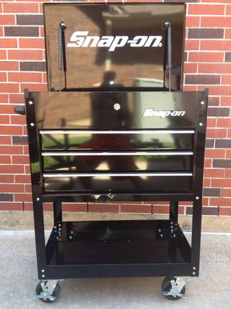 Snap On Rolling Cart and tools - $1000 (League city)