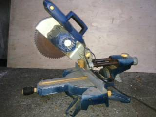 10 Sliding Compound Miter Saw - $75 (Stafford)