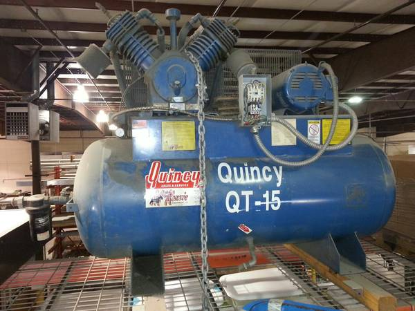 Quincy QT- 15 - $3500 (Houston)
