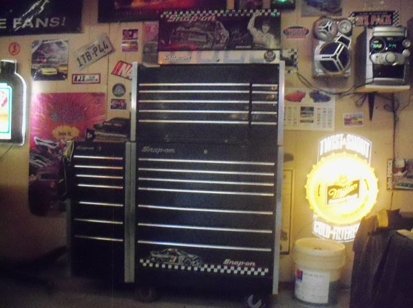 Snap On tool boxes. DALE EARNHARDT LIMITED EDITION. - $5500 (Friendswood, TX)