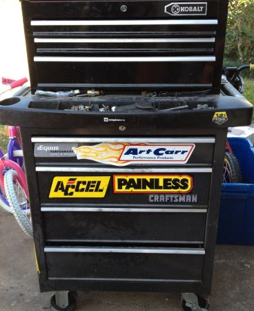 tool boxes - $150 (League City)