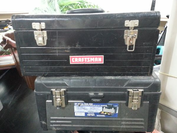 Hand carry tool boxes | eSpotted