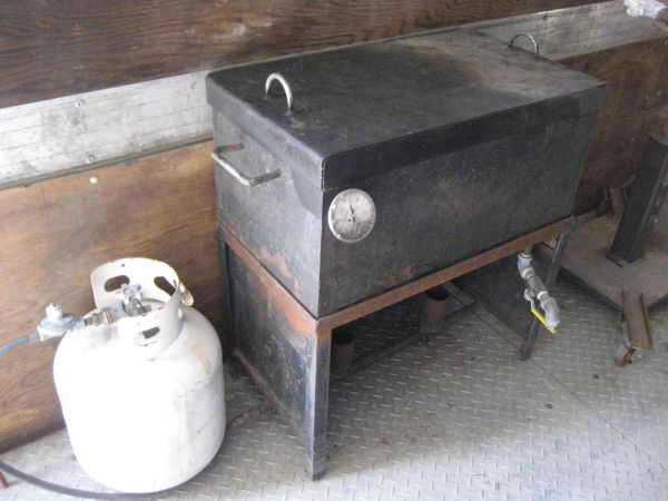 Tar Kettle, for roofing, driveway etc... 20 gallon, - $275 (East Houston)