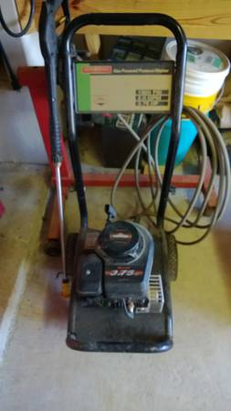 Generac Briggs Stratton Sprint 3.75 hp Pressure Washer - $150 (Richmond)