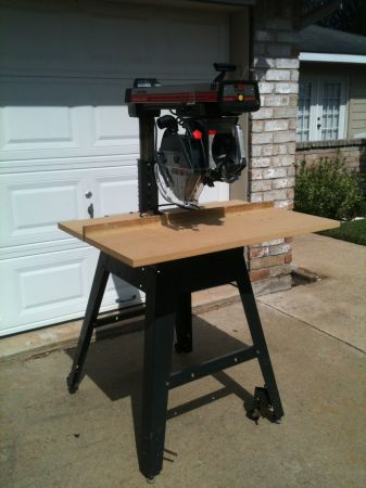 Craftsman 10 inch table saw model 113 espotted for 10 inch craftsman table saw