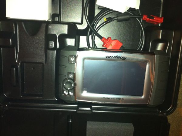 snap on scanner solus ultra - $2500 (southeast houston)
