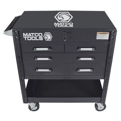 matco 4 drawer toolbox roll cart - $280 (magnolia)