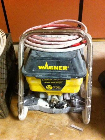 Wagner Paint Crew 770 - $120 (Cyress)