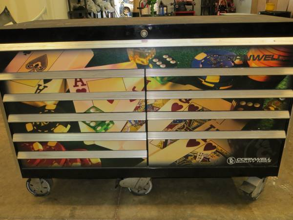 CORNWELL TOOL BOX - $2000 (WEBSTER)