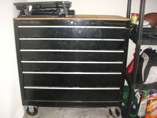 THE MECHANICS CHOICE TOOL SET (Channelview area, East Houston)