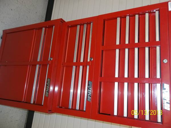 Waterloo tool Box - $1300 (HOU44)