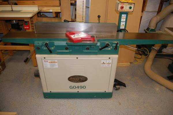 Grizzly G0490 8 Jointer - $700 (Spring, Texas)