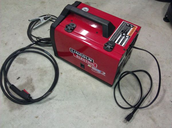 Lincoln Wire Welder - Weld Pak 125 HD - $325 (League City)