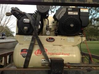 Ingersoll-Rand 2475 HD Air Compressor - $1425 (Fort Bend Co.)