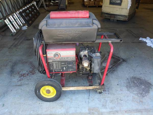 Lincoln Power Arc 4000 - AC Generator Welder - $750 (Cypress)