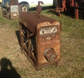 Lincoln SA-200 Red-face Welder   - $1650 (Houston )