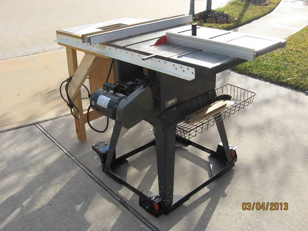 Biesemeyer Fence For Craftsman Table Saw Espotted