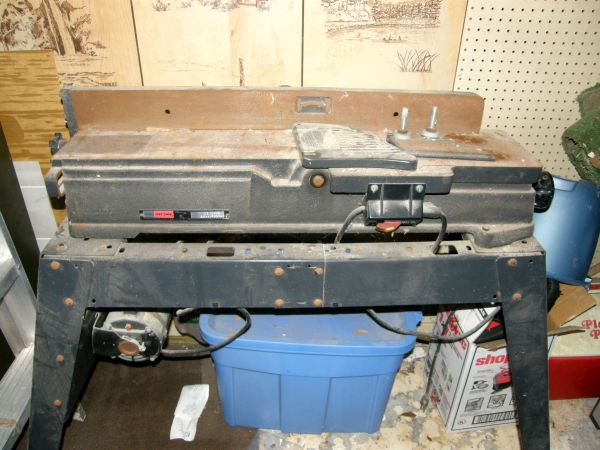Sears Craftsman 618-inch Jointer-Planer - $300 (Sugar Land, TX)