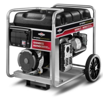 New Briggs Stratton Storm Responder 5500 Watt Generator - $499 (Memorial and Dairy Ashford)