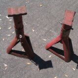 2 JACK STANDS for CAR 1.5 TON - $10 (Houston Clear Lake 77062)