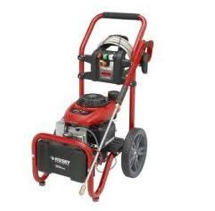 HUSKY (HOME DEPOT) GAS 2600 PSI PRESSURE WASHER - $80 (Houston)