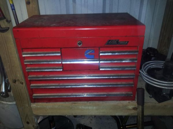 10 Drawer Mac Tool Box ( Top Chest ) - $300 (East 610)