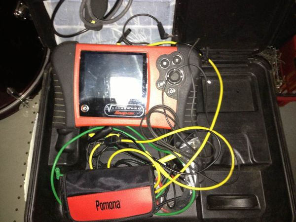 snap-on vantage scanner - $1000 (Manvel )