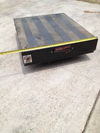 PACK RAT WEATHER GUARD - $500 (HUMBLE)
