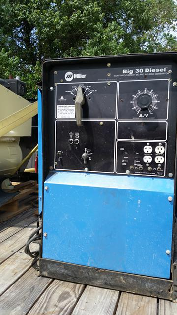 5 000  Miller welding machine
