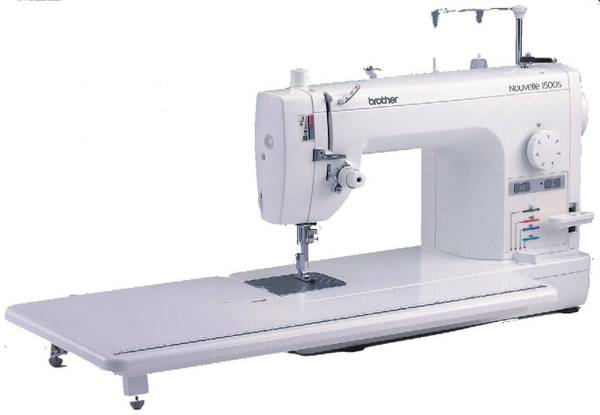 Brother PQ1500S High Speed Quilting and Sewing Machine - $450 (Sugarland)