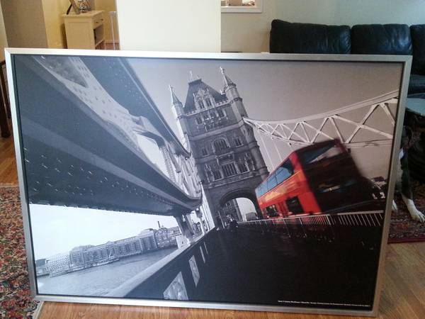 IKEA - LONDON TOWER BRIDGE PICTURE FRAME
