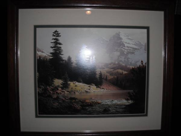Windberg Print Melody of the Marron Bells - $75 (The Woodlands)