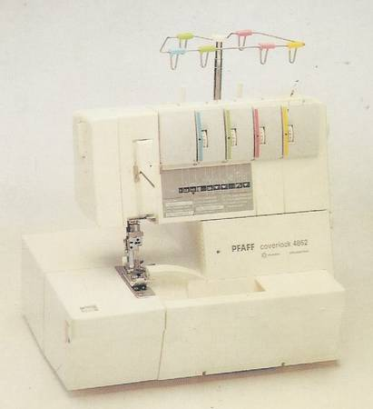 Pfaff Coverlock 4862 Serger Sewing Maching - $350 (Kingwood)