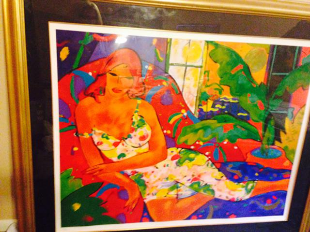 200 000  Need to Sell Painting to Pay Off Housr