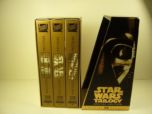 25  1997 Star Wars Trilogy Special Edition