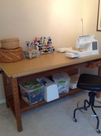 Craft professional drafting table - $75 (Katy)