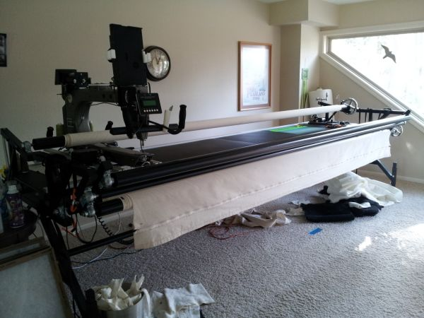 Gammill Classic Plus Longarm Quilting Machine w IntelliQuilter - $13000 (Houston TX)