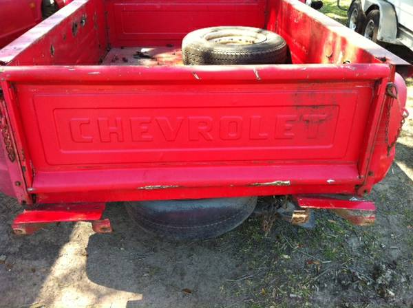 1967-1972 Chevy C10 Stepside Tailgate - $100 (Pearland. TX)