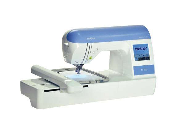 Brother PE770 Embrodiery Machine and accessories - $1000 (Magnolia)