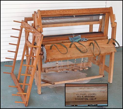 Gilmore loom | eSpotted