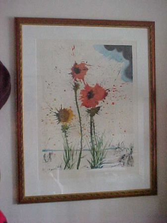 Salvador Dali SignedNumbered Lithograph - $1950 (Midtown Houston)