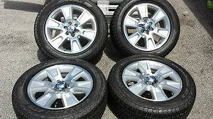 20 inch Ford F150 Lariat Rims and Tires - $950 (Houston, Tx.)